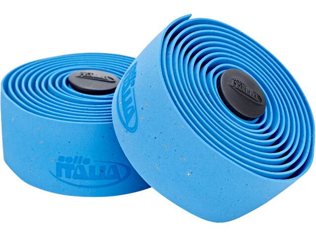 Selle Italia Smootape Corsa Lenkerband Eva Gel 2,5 mm blau